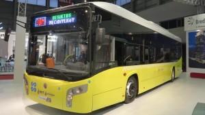 Желтенький автобус для города