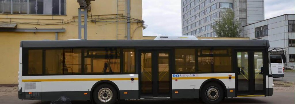 Пригородный вариант автобуса ЛиАЗ 5292-60