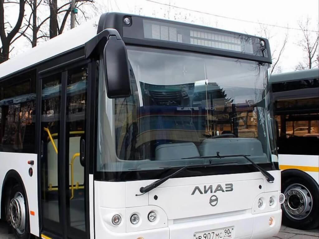 Автобус Лиаз 5292-60